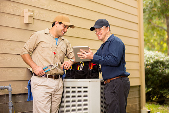 hvac services in summit county ohio